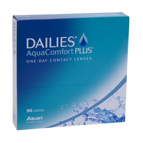 Dailies Aqua Comfort Plus 90 Lenti a contatto giornaliere
