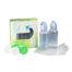 Biotrue Flight Pack è il kit per la pulizia delle lenti a contatto di Bausch & Lomb ideale per chi viaggia in aereo. I due flaconi sono corredati da una busta trasparente richiudibile, come richiesto dalle normative aereoportuali per il trasporto dei liquidi in cabina. Oltre a 2 flaconi di soluzione unica da 60 ml, la confezione include 2 pratici portalenti.